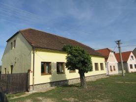 Prodej, rodinný dům, 1286 m2, Zvíkovec