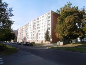 Prodej, byt 2+1, 51 m2, OV, Kadaň, ul. Chomutovská