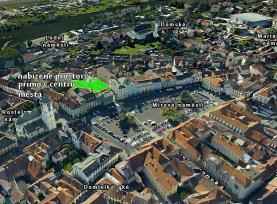 nemovitost se nachází přímo v centru (Pronájem, kancelářské prostory, 250 m2, Litoměřice), foto 4/16