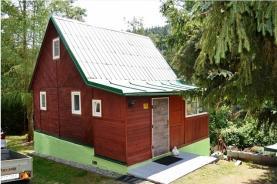 Pronájem, chata, 3+1, 63 m2, Dolní Hradiště