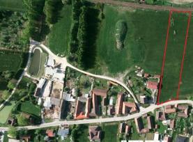 Prodej, pozemek, 4840 m2, Nová Ves u Českých Budějovic