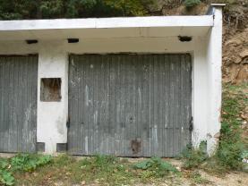 Prodej, garáž, 18 m2, Znojmo, ul. Hradišťská
