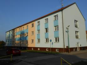 Prodej, byt 1+1, 33 m2, Chvaletice, ul. Obránců míru