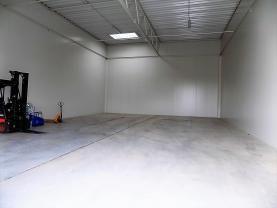 Prodej, sklad, 219 m2, Jeneč, ul. Průmyslová