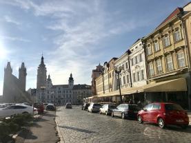 Pronájem, restaurace, Hradec Králové, Velké náměstí
