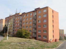 Prodej, byt 3+1, 77 m2, DV, Chomutov, ul. Zahradní