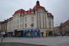 Pronájem, byt 4+1, Hradec Králové - Masarykovo náměstí