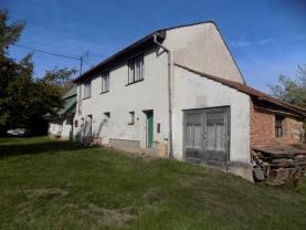 Prodej, rodinný dům, 3+1, 583 m2, Hvozd-Hodovíz