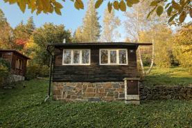 (Prodej, chata, 26 m2, Vítkov - Zálužné)