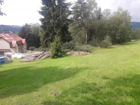 Prodej, zahrada, Tanvald, ul. Pod Špičákem