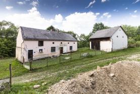 Prodej, rodinný dům, 1745 m2, Nečtiny - Březín