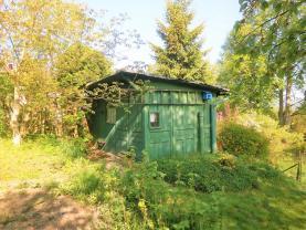 Prodej, zahrada, 374 m2, Karlovy Vary-Drahovice