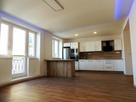 Prodej, byt 2+kk, 72 m2, Ostrava, ul. Alšovo náměstí