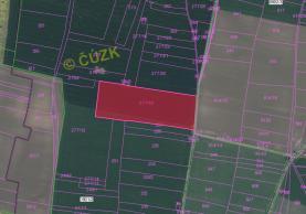 Prodej, pole, 66088 m2, Chržín