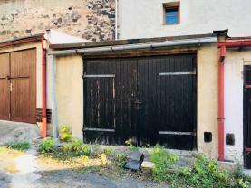 Prodej, garáž, 23 m2, OV, Bílina, ul. Teplická
