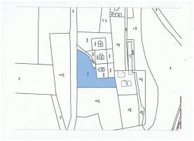 (Prodej, stavební pozemek, 5475 m2, Blatno)
