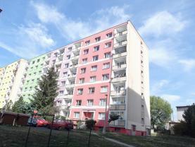 Prodej, byt 1+1, 40 m2, DV, Ústí nad Labem, ul. Plynárenská
