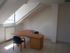 Pronájem, kancelářské prostory, Horní Heršpice