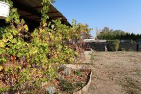 zahrada (Prodej, zahrada, 405 m2, Žatec, ul. Mostecká)