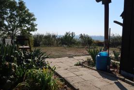 vstup na zahradu (Prodej, zahrada, 405 m2, Žatec, ul. Mostecká)