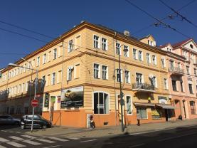 Pronájem, Byt 1+kk, 30 m2, OV, Teplice, ul. U Nádraží