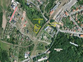 Prodej, stavební pozemek, 2053 m2, Blatná