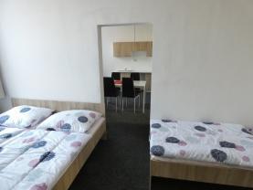 (Pronájem, byt 1+kk, Ostrava - Svinov)