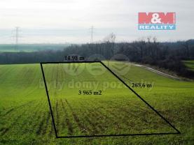 Prodej, pole, 9282 m2, Jezeřany - Maršovice