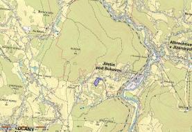 Prodej, pozemek, 13474 m2, Jiřetín pod Bukovou