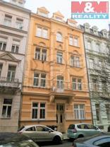 Prodej, byt 1+1, Karlovy Vary, ul. K. Čapka