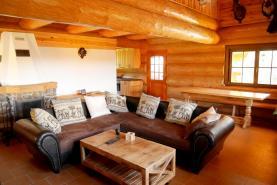 Obývací pokoj (Prodej, rodinný dům, 3251 m2, Doubravice), foto 2/37