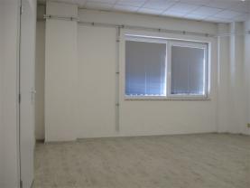 Pronájem, kancelář, 31 m2, Brno - Slatina