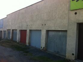 Prodej, garáž, Tábor, ul. Moskevská