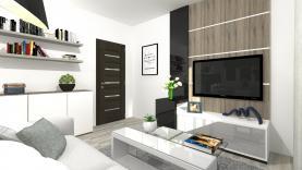 Prodej, byt 4+kk, 86 m2, Plzeň, ul. Staniční