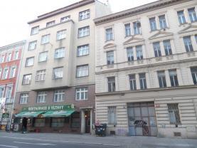 Prodej, byt 1+kk, 35 m2, Praha 5 - Smíchov