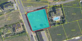 Prodej, stavební parcela, 1188 m2, Týnec u Klatov