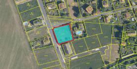 (Prodej, stavební parcela, 1188 m2, Týnec u Klatov), foto 3/8