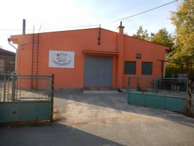Pronájem, skladovacích prostor, Horní Bříza 400m2