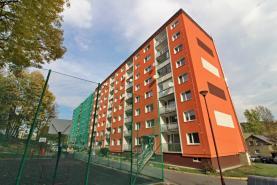 Prodej, byt 2+kk, 40 m2, Cvikov, ul. Vančurova