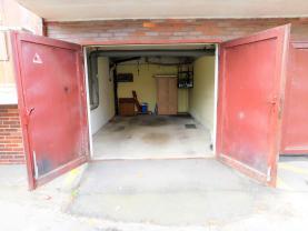 Prodej, garáž, 22 m2, Cheb, ul.Americká