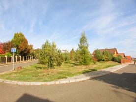 Prodej, stavební parcela, 518 m2, Rakovník, ul. Vltavských