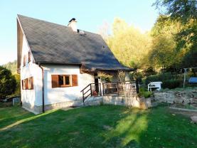 Prodej, rodinný dům, 4+kk, 66 m2, Dolní Žandov, Podlesí