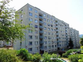 Pronájem, byt, 1+1, 42 m2, Ústí nad Labem, ul. J. Plachty