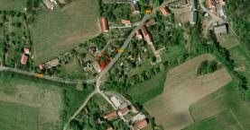 Prodej, stavební parcela, 449 m2, Děkov