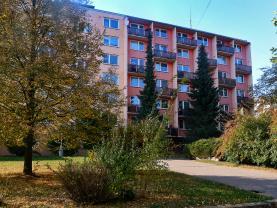 Prodej, byt 2+1, Brno-Komín, ul. Olbrachtovo náměstí