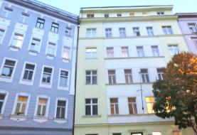 Prodej, byt 4+kk, 120 m2, Praha- Žižkov, terasa 13 m2