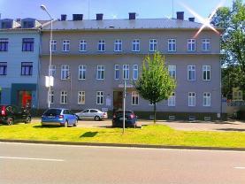 Pronájem, kancelář, Moravská Ostrava, ul. Švabinského