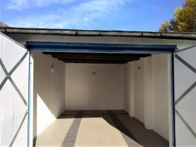 Pronájem, garáž, 20 m2, Česká Lípa - Slovanka