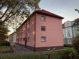 Pronájem, byt 2+1, Česká Třebová, ul. Na Trubech