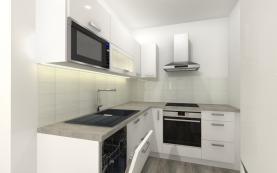 Prodej, byt 2+kk, 61 m2, Brno - Veveří